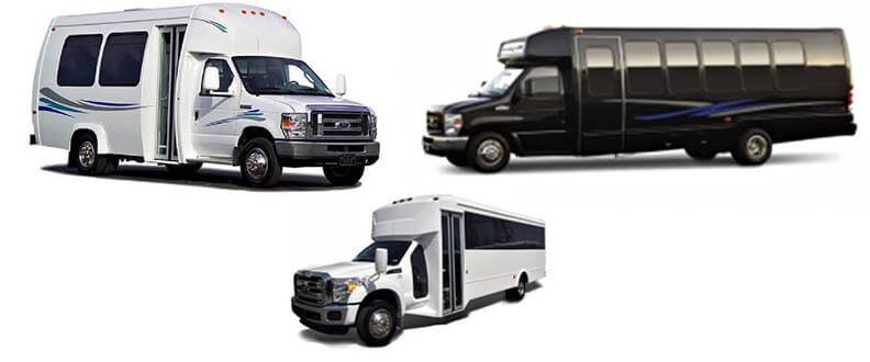 Shuttle and Limo Coach Services